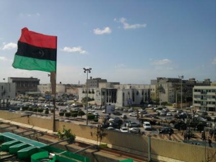 Benghazi März 2011, kasaan media,